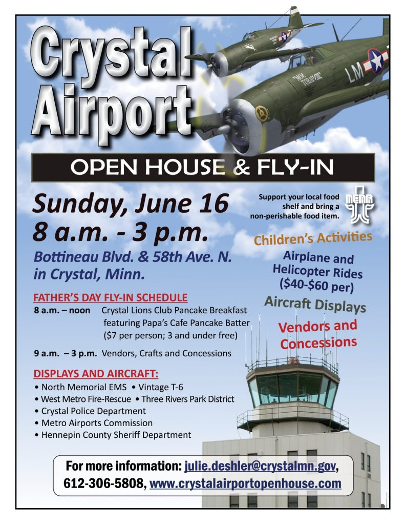 Airport Open House 2019
